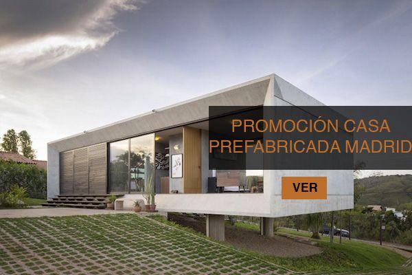 D nde comprar casas prefabricadas de hormig n casas prefabricadas casas modulares - Casas modulares madrid ...