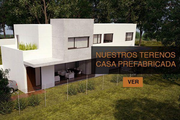 Terrenos para casas prefabricadas en madrid casas for Casas prefabricadas madrid