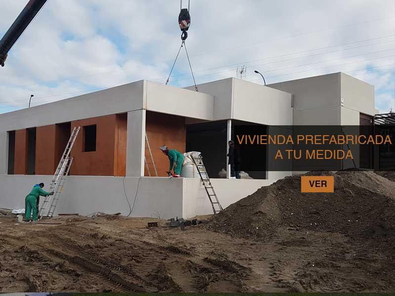 Casas prefabricadas hormig n a medida en madrid casas - Casas prefabricadas madrid ...