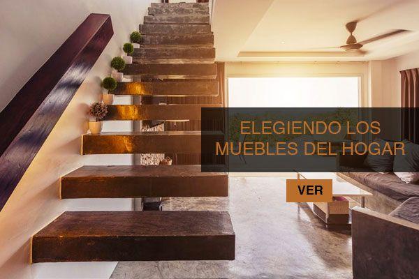 Pasos para elegir los muebles de tu casa casas for Muebles casa home