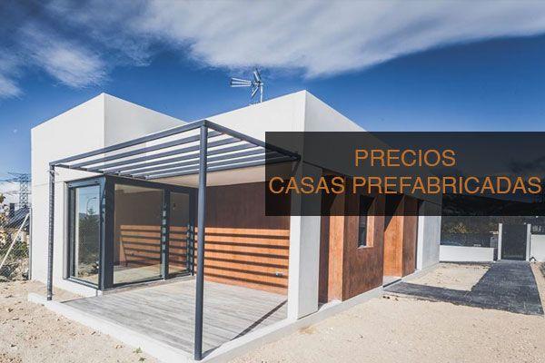Casas prefabricadas de hormig n precios casas prefabricadas casas modulares - Casas modulares madrid ...