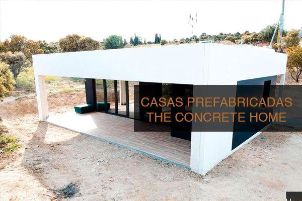 Pensando en una casa prefabricada casas prefabricadas casas modulares - Vivir en una casa prefabricada ...