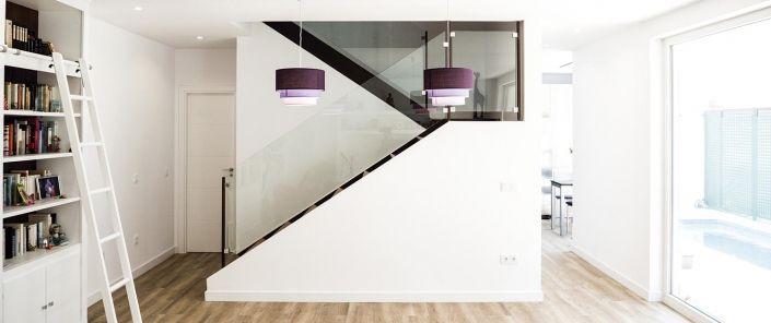 casa prefabricada interior en madrid