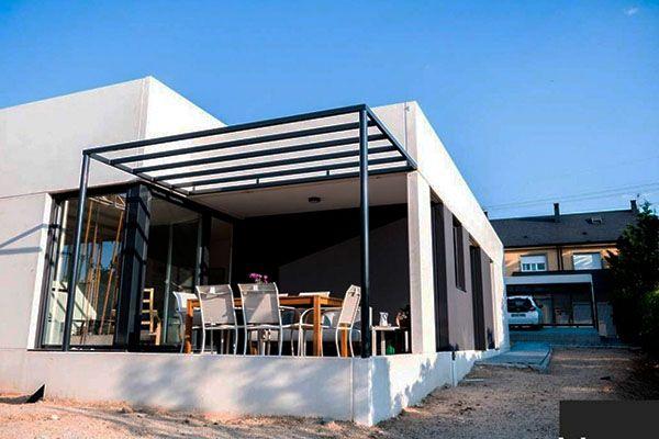 TCH casas prefabricadas españa coste