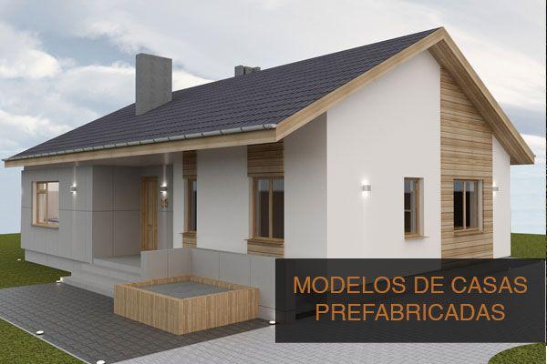 tipos de casas prefabricadas