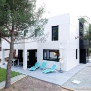 the concrete home casa prefabricada de hormigon