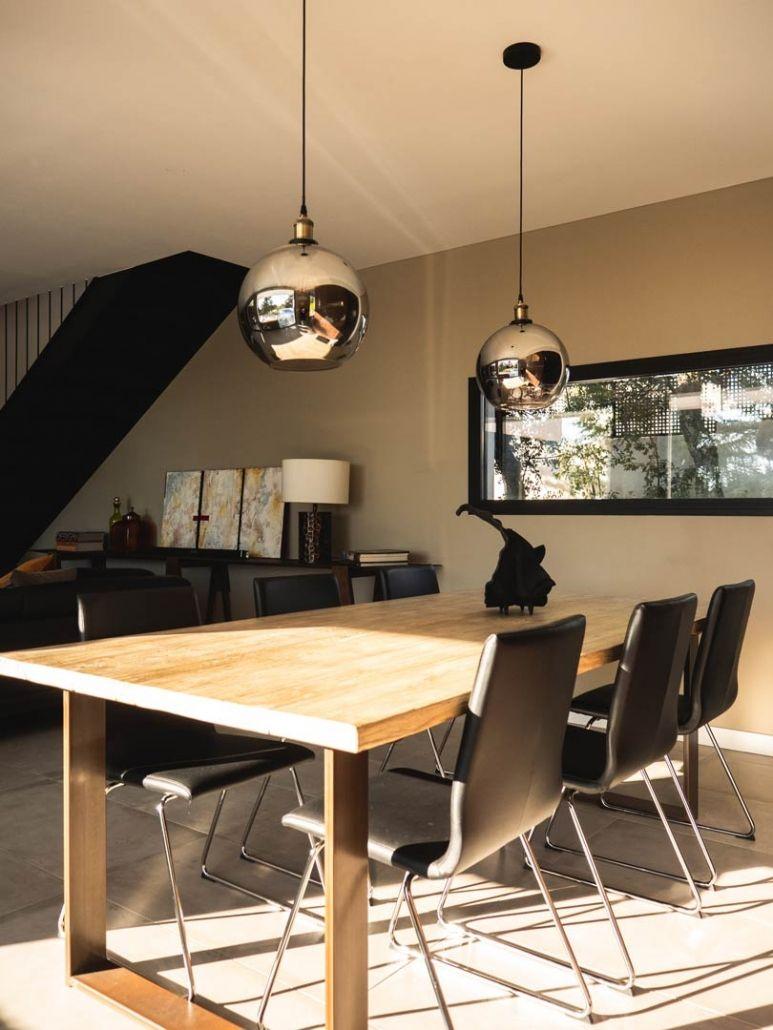comedor mesa vivienda de lujo