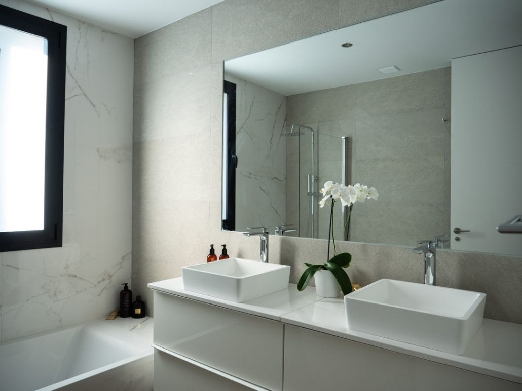 baño casa prefabricada precios