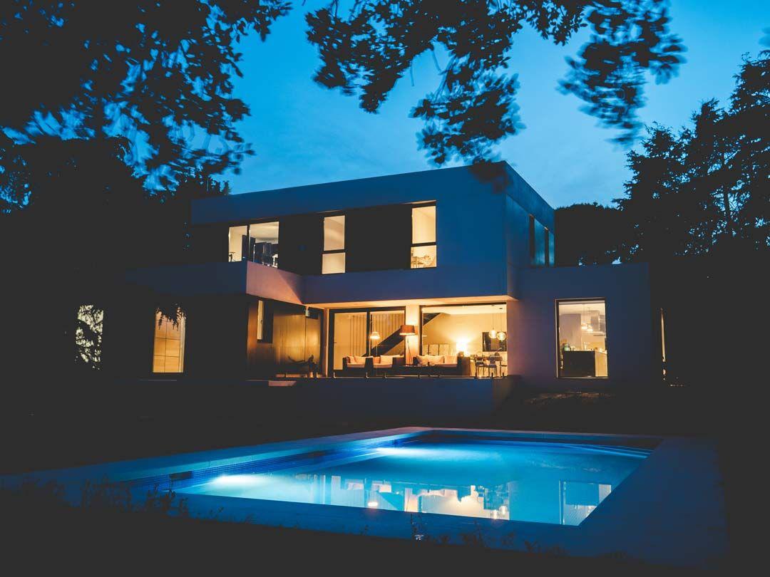 Casas prefabricadas de hormigon The Concrete Home. Darro