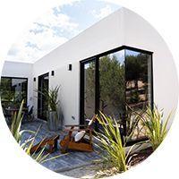 casas prefabricadas de hormigon sostenibles