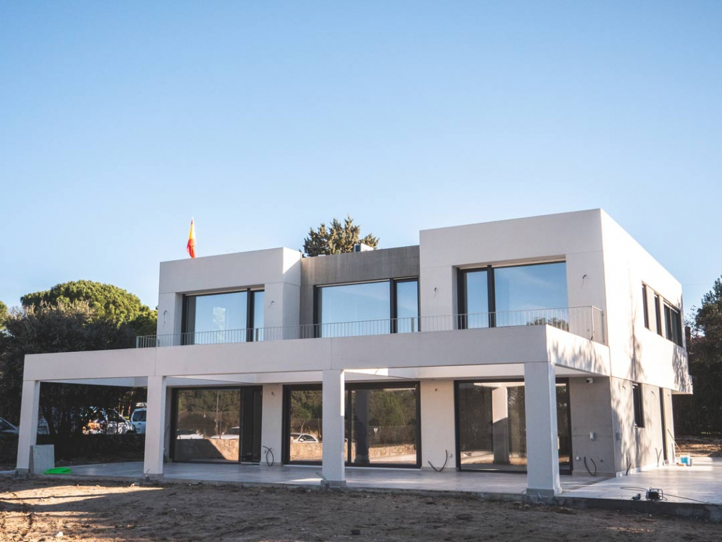viviendas modulares valencia